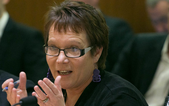 New Zealand First MP Tracey Martin tells the Justice and Electoral committee the words chosen to title a bill are crucial to outlining its focus.
