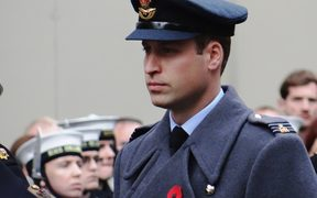 Prince William will attend New Zealand's Passchendaele commemorations in Belgium