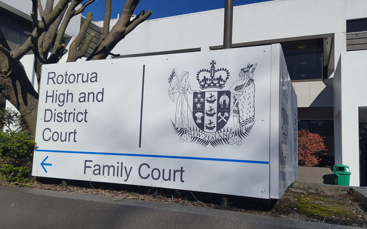 Rotorua High and District Court