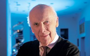Nobel laureate Dr. James D. Watson