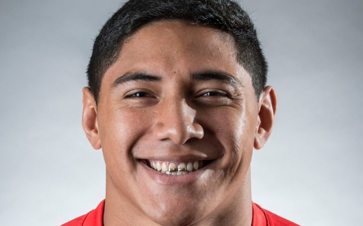 Jason Taumalolo also represented Tonga at the 2013 World Cup.