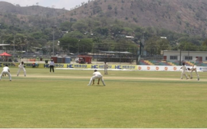 PNG and Scotland had to settle for a draw after four days cricket in Port Moresby.