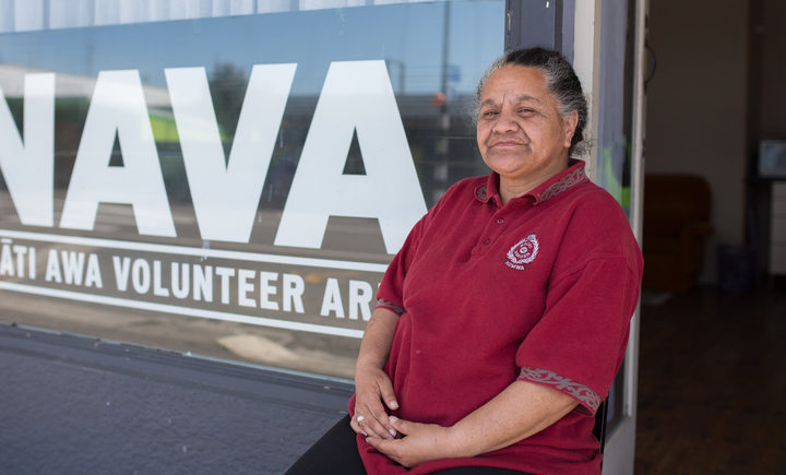 Ngati Awa Volunteer Army coordinator Alex Walker says it's taking a long time for people to feel positive again