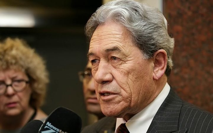 Winston Peters kicks off coalition talks, but says 'we just can't win': RNZ Checkpoint