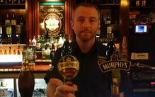 Mick Moore is manager of Wellington bar JJ Murphy.