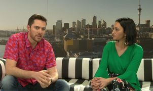 'Morena' is TVNZ's bilingual daily daytime lifestyle show.