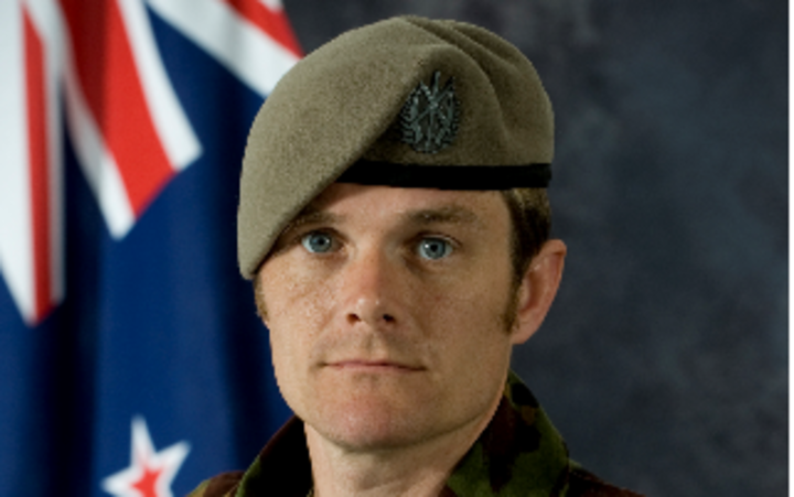 NZ soldier who died during training named