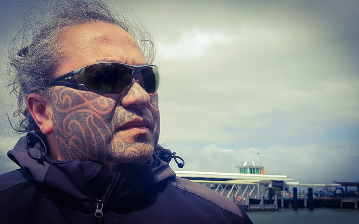 Rangi Kemara. Anniversary of the raids on Tuhoe, 10 years ago, prosecuted for terrorism.