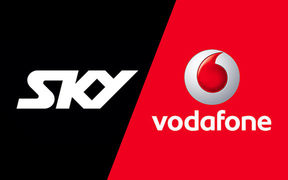 Sky and Vodafone