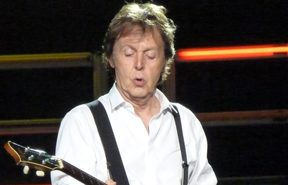 Paul McCartney live in Dublin