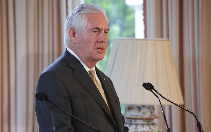 US, N Korea talks continue through 'diplomacy' - Tillerson