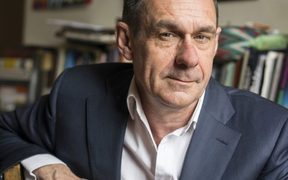 Photo of Paul Mason, author of PostCapitalism