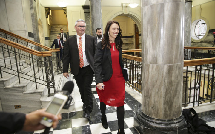 Labour-Greens 'pretty much ready to go' - Ardern