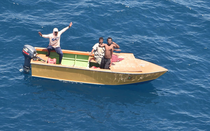 Three missing Kiribati fishermen found