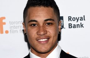 "TORONTO, ON - SEPTEMBER 04: Actor James Rolleston attends ""The Dead Lands"" premiere during the 2014 Toronto International Film Festival at Ryerson Theatre on September 4, 2014 in Toronto, Canada.   Michael Buckner/Getty Images/AFP"