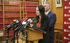 Jacinda Ardern Press Conf 20/10/17