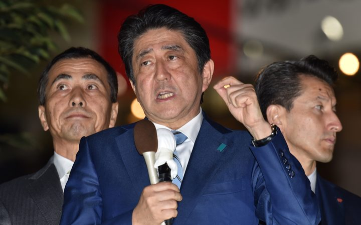 Japan heads to the polls