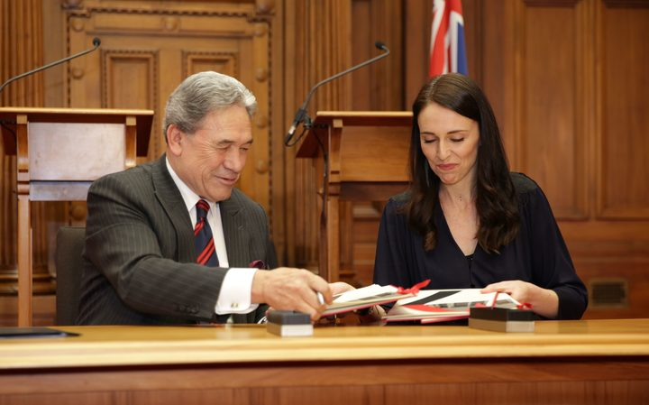 Who's who in the new Labour-led coalition? | RNZ News