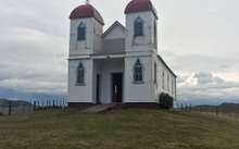 Ratana church in Raetihi.