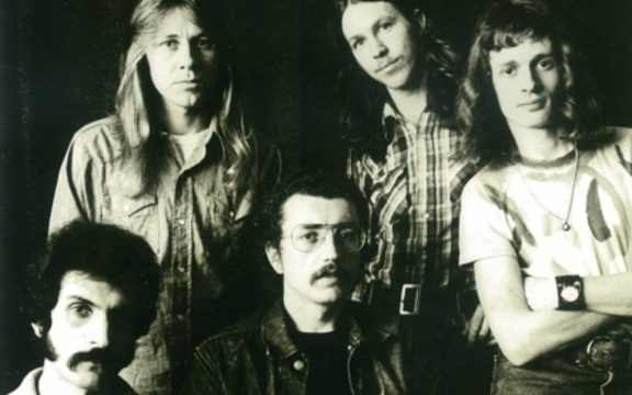 Highway. From left George Barris lead guitar, Bruce Sontgen, singer, rhythm guitar, George Limbidis bass guitar, Jim Laurie, drums, Phil Pritchard, lead guitarist.