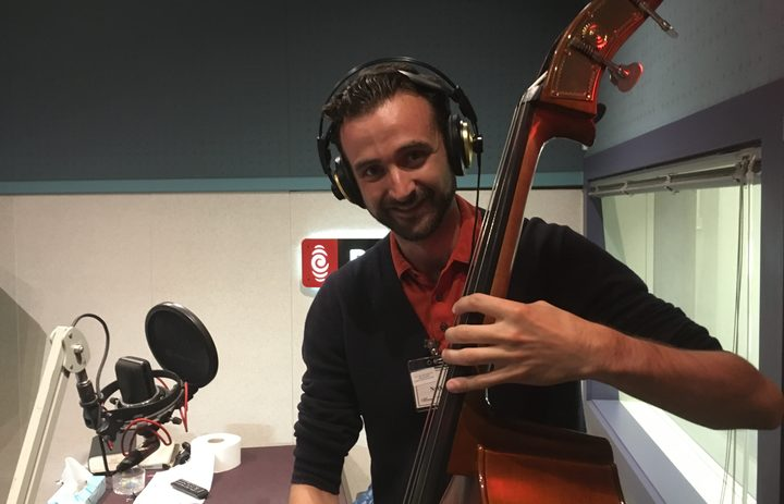 Nathan Brown - Upright Bassist