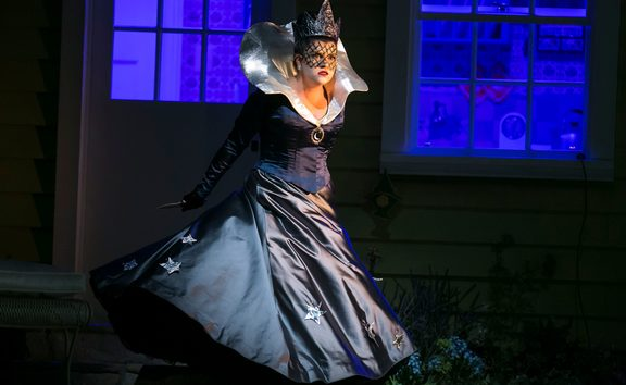 Kathryn Lewek as the Queen of the Night in The Magic Flute