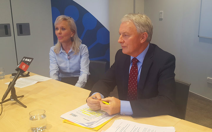 "Mayor Phil Goff and Desley Simpson, the deputy chair of the Finance and Performance Committee outline findings from the four ""Value for Money"" reviews"