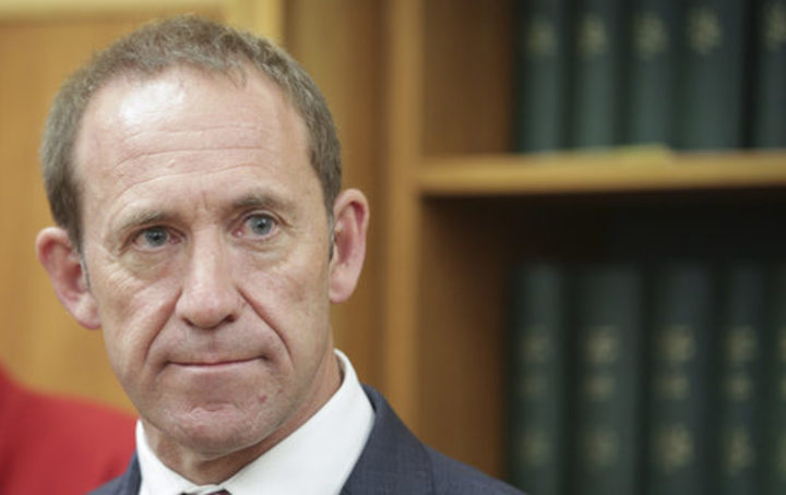 The new Justice Minister Andrew Little says the three strikes law hasn't worked.