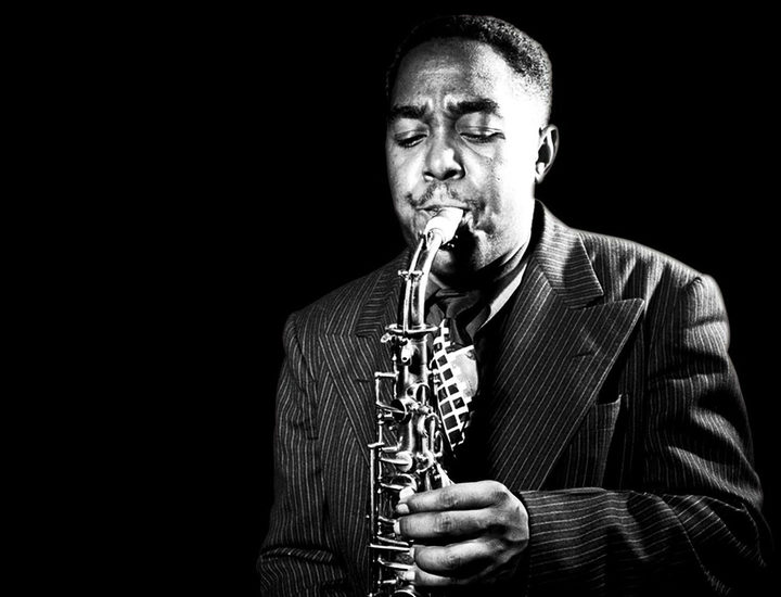 The Passion of Charlie Parker, cover image