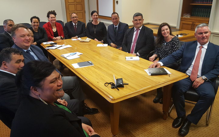Labour party Maori caucus.