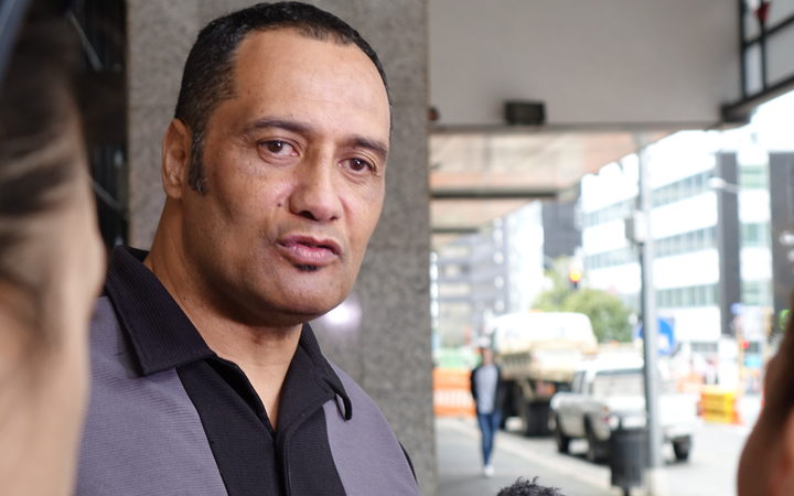 Hurimoana Dennis pleaded not guilty to two charges of kidnap.