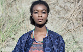 Lookbook image from Chido Dimairo collection