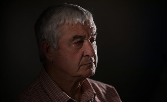 Alan Collin, former lead investigator on Judith Yorke case, Auckland 2017