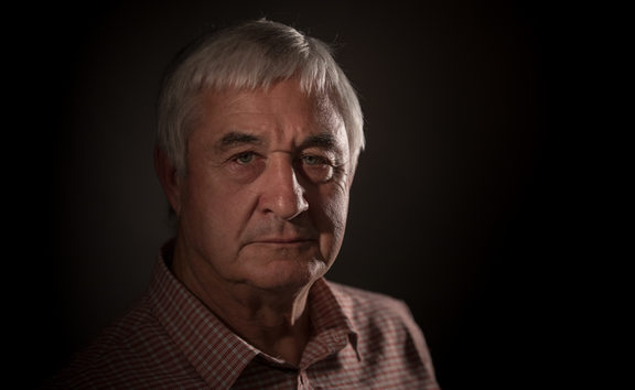 Alan Collin, former Detective Senior Sergeant and lead investigator on the Judith Yorke case.