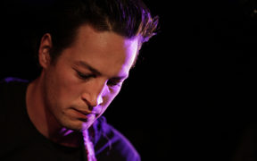 Marlon Williams performs at San Fran in Wellington
