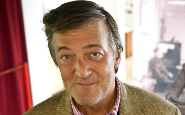 Stephen Fry: comic god on why ...