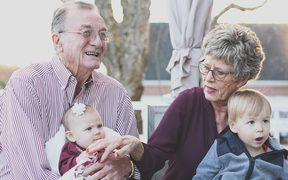 Grandparents concerned with new-age parenting