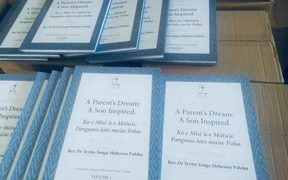 'A parent's dream, a son inspired'