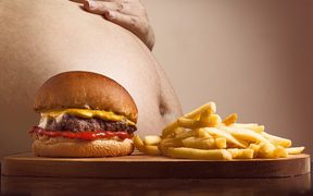 Eating too fast could lead to obesity