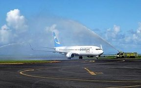 Launch of Samoa Airways