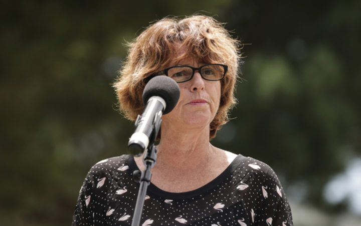 Holocaust Remembrance Day held at Makara Cemetery in Wellington. Dame Susan Devoy was a guest speaker. Raising growing concerns around the influx of hate speech online.