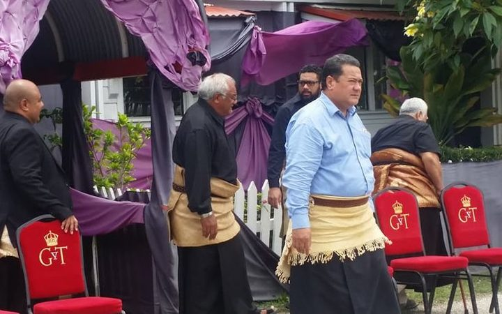 Tonga's nobles have voted for their representatives in Parliament