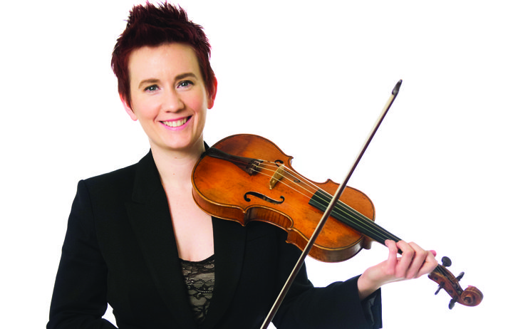 Toronto's rock star violinist guests with NZSO strings | RNZ