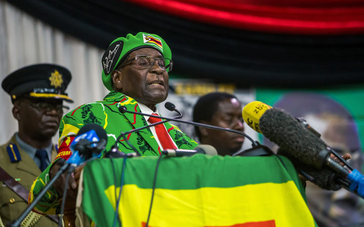 Zimbabwe parliament speaker claims Mugabe has resigned