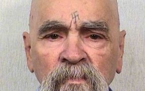 Charles Manson in 2014