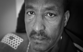 Alem Tessema was shot by Dylan Nuku in Miramar on Sunday night.