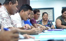Commonwealth Youth Programme meeting Samoa.