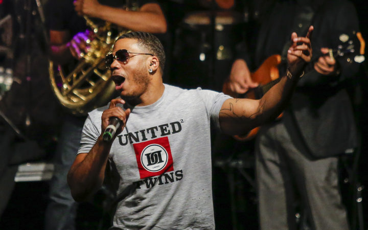 Here's Why Nelly Is Performing An Upcoming Show For Just Men