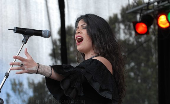 Yasmin Levy at Womad NZ
