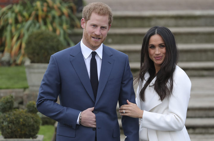 Prince Harry and Meghan Markle will marry at Windsor Castle in May.